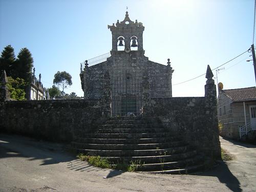 Iglesia de San Román de Viña   by FreeCat