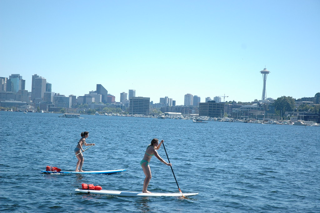 Urban Kai Stand-up Paddle Boarding date ideas Tampa