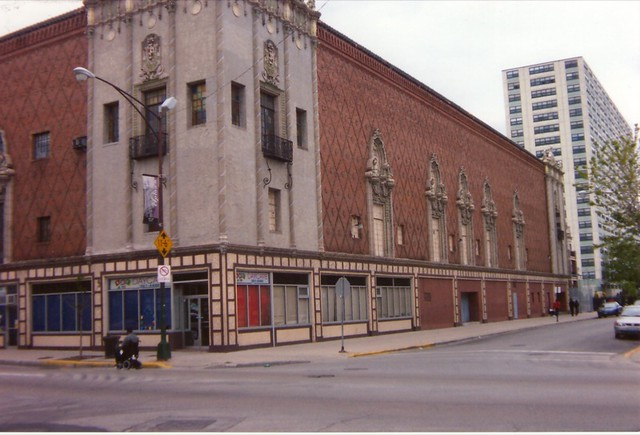 Aragon Ballroom ~ Chicago, IL