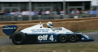 Tyrrell-Cosworth P34 | by Supermac1961