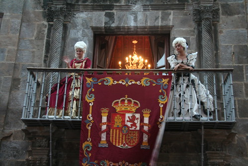 Balcón de la Casa Salazar