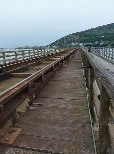 Barmouth Bridge (13/07/2010)