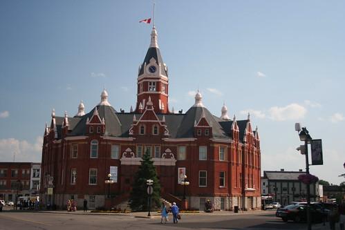 City Hall, Stratford Ontario_2718   by Bobolink