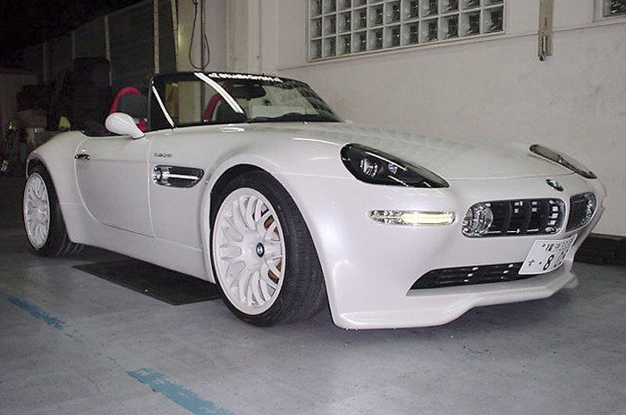 E52 Z8 Roadster Alpine White Bmw Car Club Gb Ireland Flickr