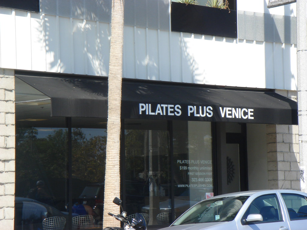 Pilates Plus Venice Beach | Located at the south end of ...