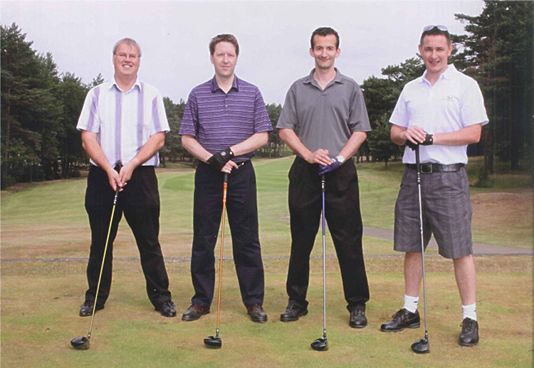 OHL Charity Golf Tournament in the UK | OHL in the UK (forme