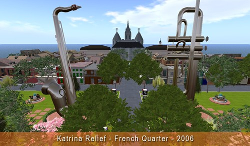 Katrina Relief - French Quarter - 2006 (2) | by The Vesuvius Group
