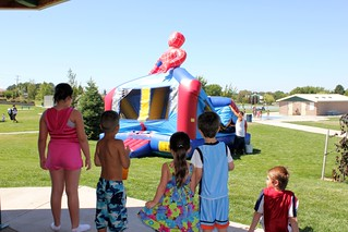 Bounce House   by GaryPaulson