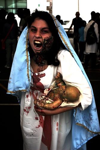 La zombie María