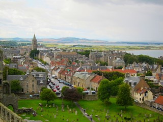 St Andrews Scotland - View of Town | by The Wide Wide World