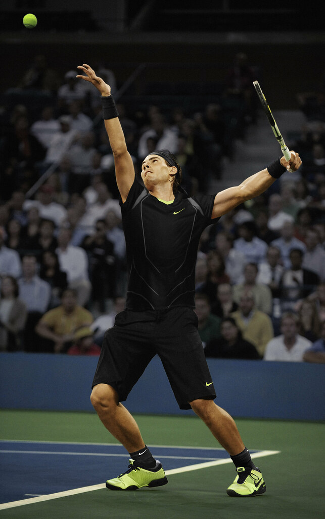 Us Open 2010 Rafael Nadal Nike Outfit Tennis Buzz Com 201 Flickr