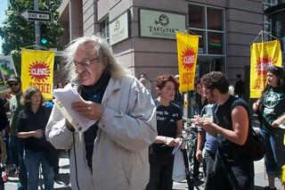 Make Big Oil Pay march to Chevron, EPA & BP 461
