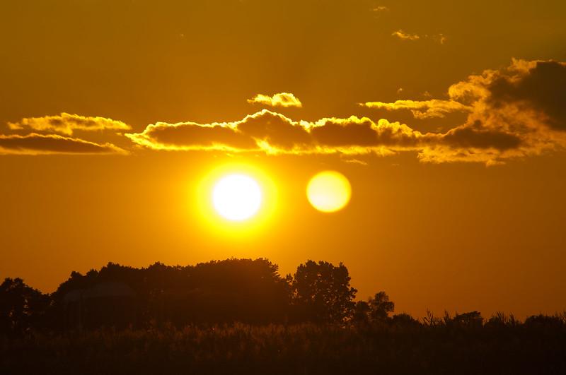 Double Sun