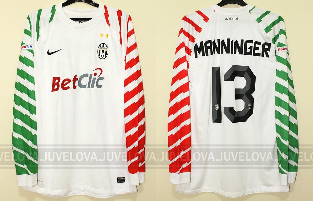 buy online a9f88 f0d72 2010/11 Goalkeeper Tim Cup v Inter Milan | Alex Manninger ...