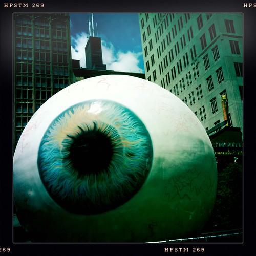 Eye see u Willis | by swanksalot