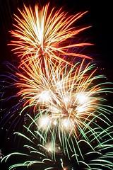 Middlebury Fireworks July 1, 2010 (1/365)