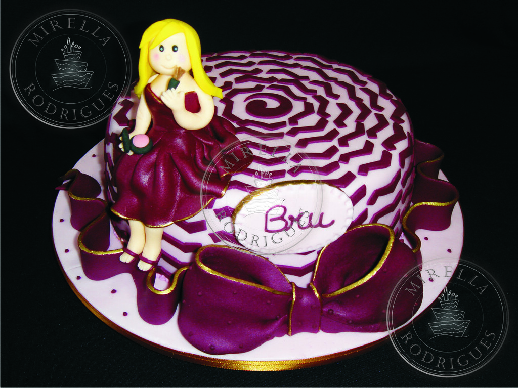 Amazing Bolo De Aniversario Personalizado Customized Birthday Ca Flickr Birthday Cards Printable Giouspongecafe Filternl