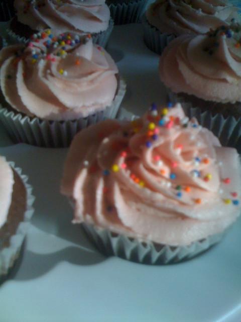 Cupcakes for Eddie