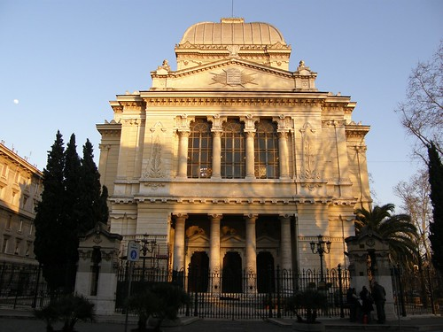 Jewish synagogue of Rome | by scazon