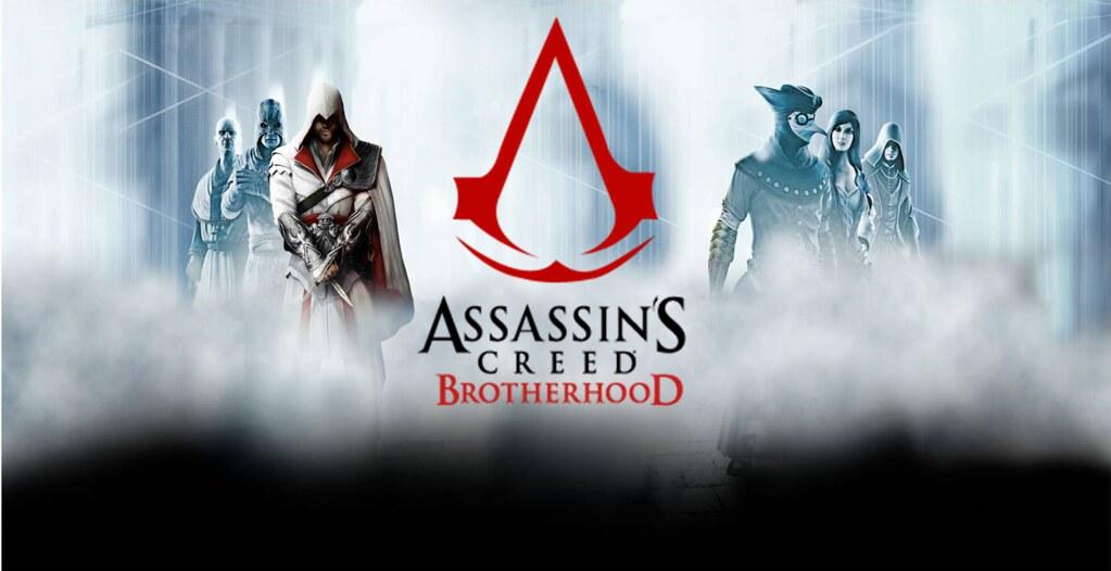 Assassins Creed Brotherhood Wallpaper Bhautik Joshi Flickr