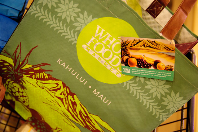 Whole Foods Bag