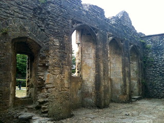 Inside Minster Lovell Hall | by Tip Tours