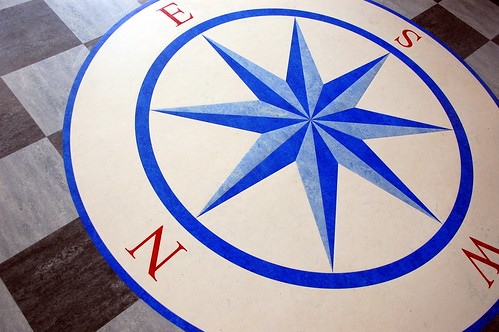 Compass Inlay | by Steve Snodgrass