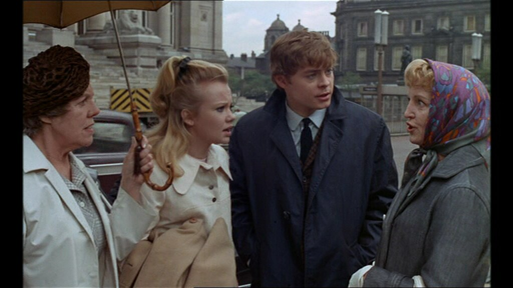 """The Family Way"""" (1966) Bolton Town Hall 