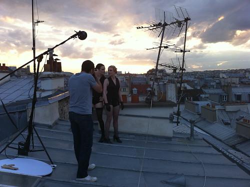 On the Roof ( setup )