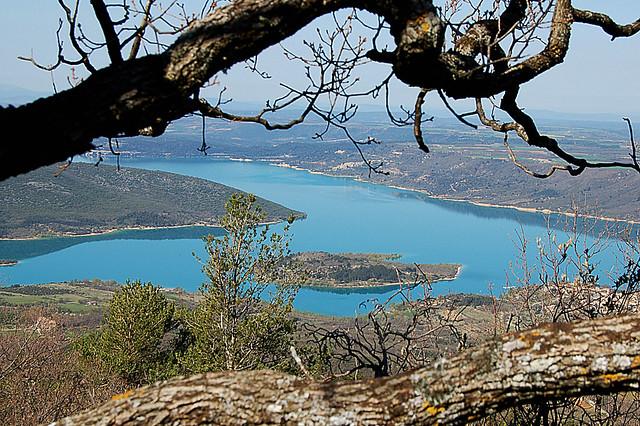 Lac de Sainte-Croix - Aiguines (Var)