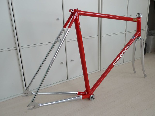 Merckx Pista - Red - SOLD