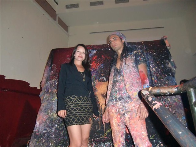 Malcolm Roxs & Cosma Shiva Hagen