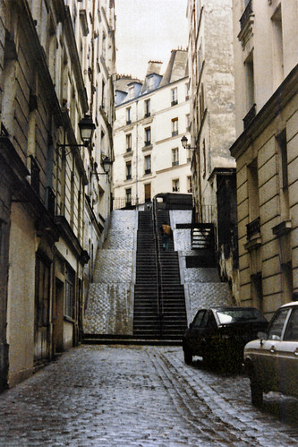 Passage des Abbesses | by bill barfield