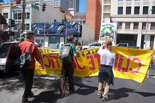 Make Big Oil Pay march to Chevron, EPA & BP 297