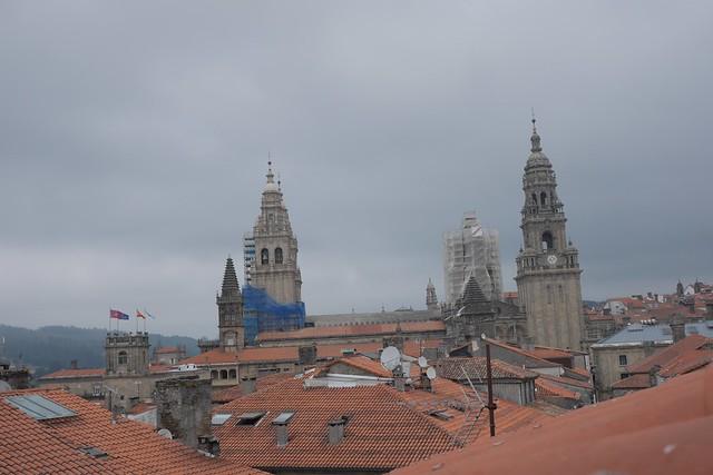 土, 2017-05-27 02:38 - Santiago de Compostelaの我が家