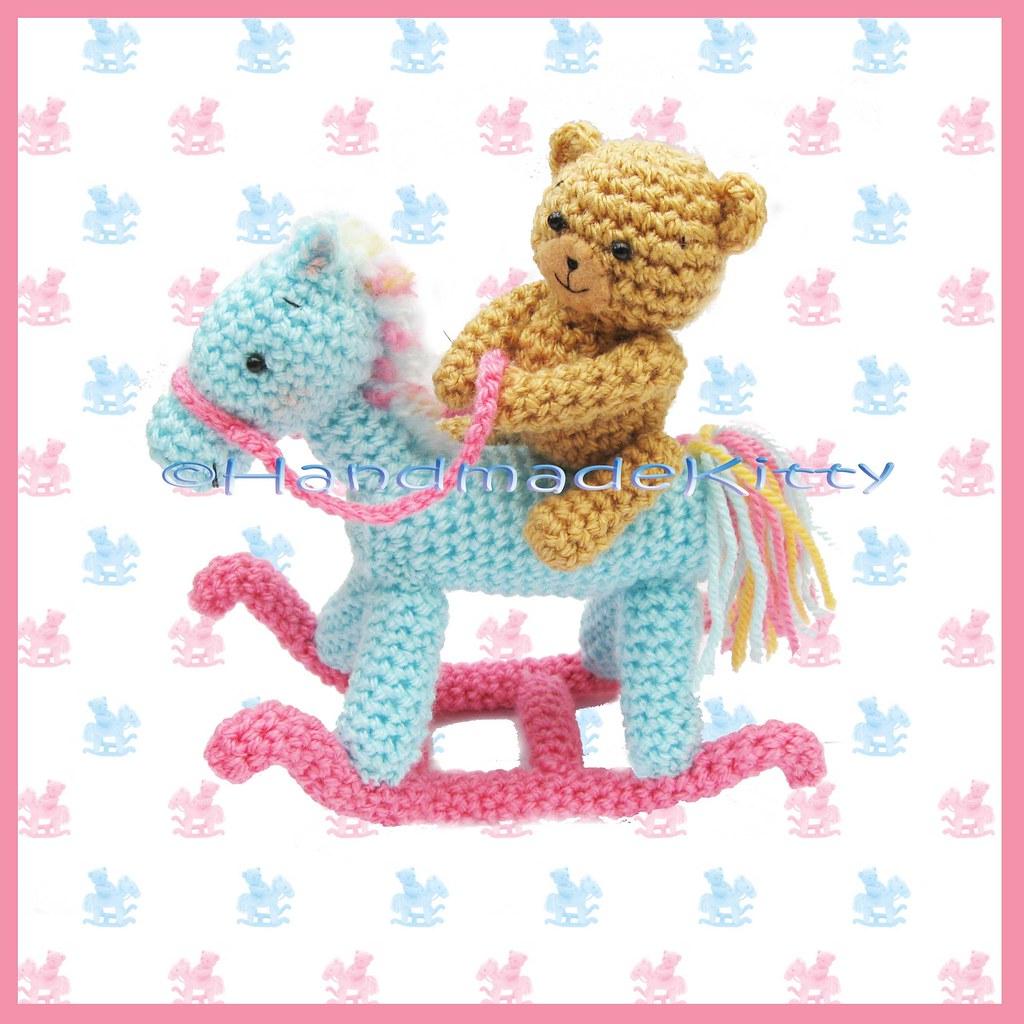 PATTERN: Hayley the Horse - Crochet Horse, Amigurumi Horse ...   1024x1024