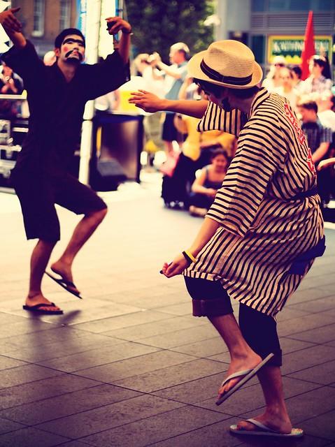 Okinawa Day, Spitalfields