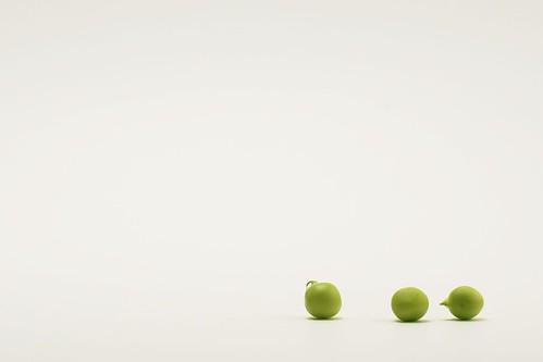 Three Peas | by k.landerholm