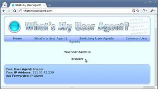 Nascondere lo user agent di Chrome | by nicoladagostino