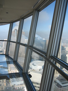 Scary Glass Floors Calgary Tower Calgary Alberta Canad Flickr