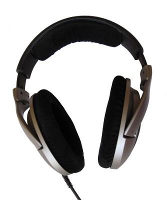 Sennheiser HD555 Headphones | Great Sennheiser HD555 headpho… | Flickr
