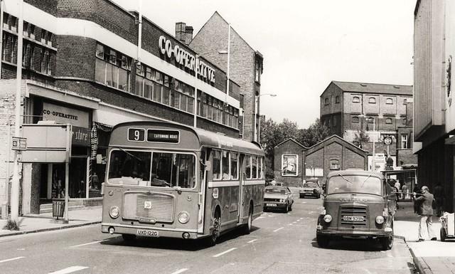 Luton Bridge Street, 1980