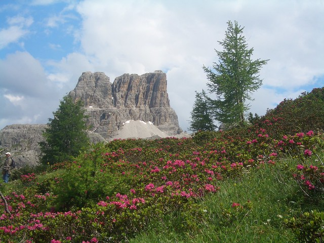Itálie - Dolomity