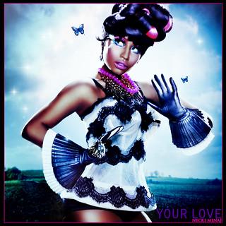Nicki Minaj Your Love Dd Here S Some Artwork For Nicki Flickr