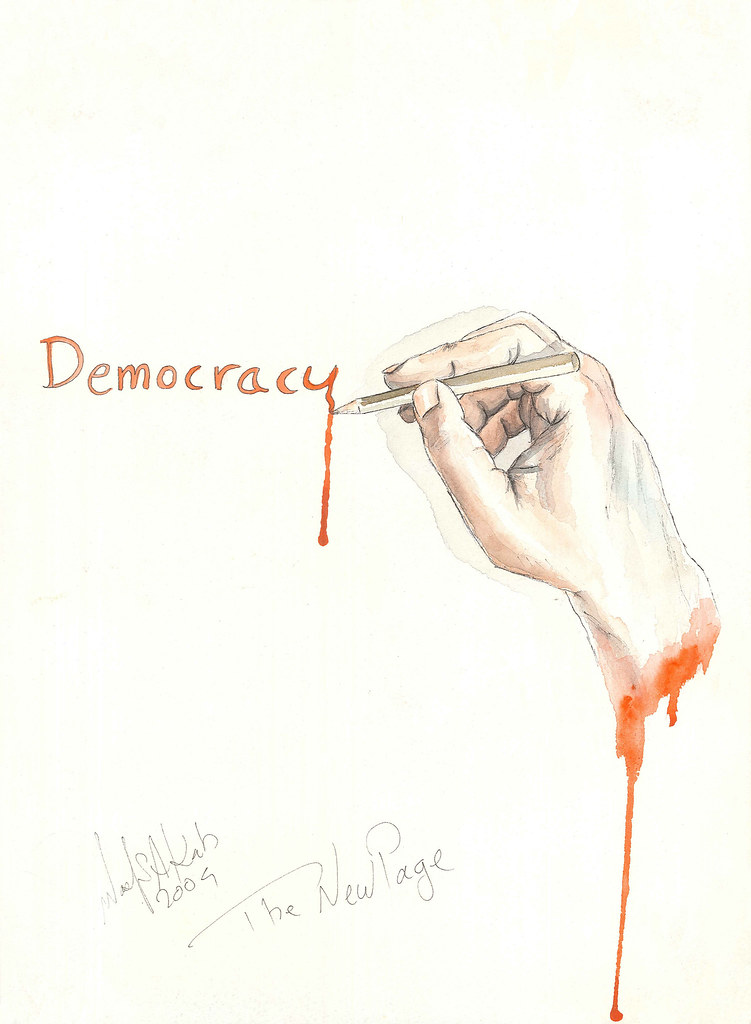 Democracy (The New Page)