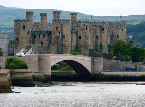 Conwy Castle (12/07/2010)