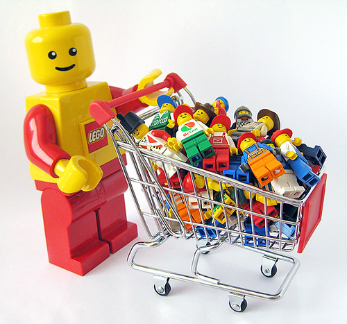 Lego Shopping Jemppu Malkki Flickr