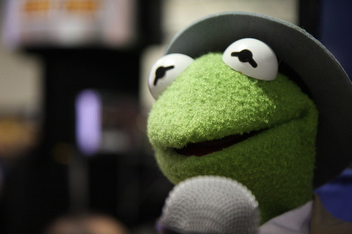 Kermit the Frog | by San Diego Shooter