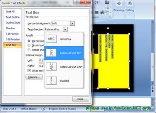 Create a custom theme: theme « editing format « microsoft office.
