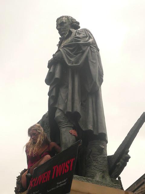 Edinburgh Fringe Festival: Oliver Twist